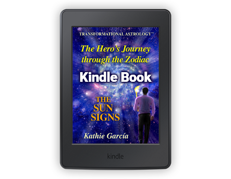 the heros journey through the zodiac book Kathie Garcia for Kindle